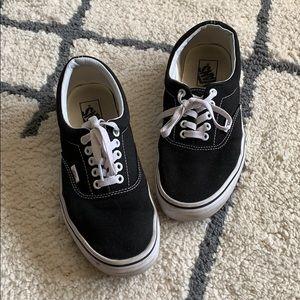 Black & white vans